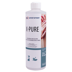 500ML X-PURE 72%ALCOHOL HAND SANITIZER