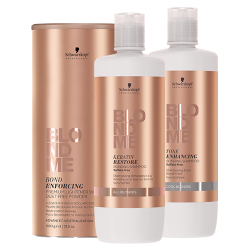 Schwarzkopf Professional Double Up On Free Care BlondMe Offer (45% Savings)